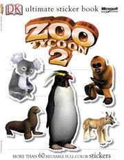 Cover of: Zoo Tycoon Sticker Book | DK Publishing