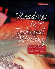 Cover of: Readings In Technical Writing | Nick Lilly