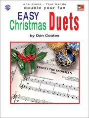 Cover of: Double Your Fun Christmas by Dan Coates by Dan Coates