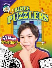 Cover of: Bible Puzzlers (CPH Teaching Resource) | Carol Molski