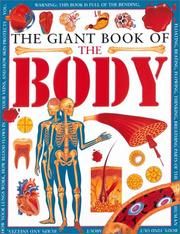 Cover of: Giant Book Of The Body (Giant Book of) | Jackie Gaff