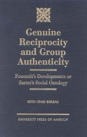 Genuine reciprocity and group authenticity