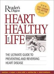 Cover of: Heart Healthy for Life by Peter Jaret
