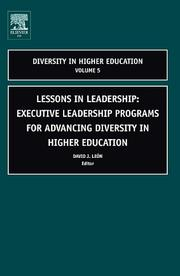 Cover of: Lessons in Leadership, Volume 5 | David Leon