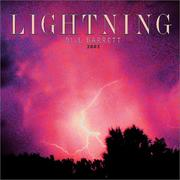 Cover of: Lightning 2002 Wall Calendar by Bill Barrett