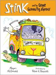 Cover of: Stink and the Great Guinea Pig Express (Stink) | Megan Mcdonald