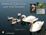 Cover of: Birds of Cape Cod and the Islands by Roger S. Everett