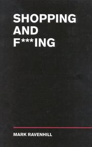 Cover of: Shopping and F***ing | MARK RAVENHILL