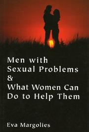 Cover of: Men with Sexual Problems and What Women Can Do to Help Them | Eva Margolies