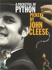 Cover of: A Pocketful of Python | John Cleese