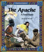Cover of: The Apache by Richard Worth