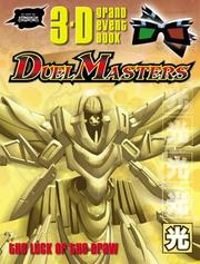Cover of: The Luck Of The Draw (Duel Masters Ultimate 3-D Activity Books) | Modern Publishing