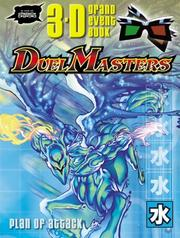 Cover of: Plan Of Attack (Duel Masters Ultimate 3-D Activity Books) | Modern Publishing