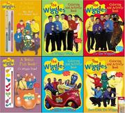 Cover of: The Wiggles 6 Piece Activity Book Pack with Crayons | Modern Publishing