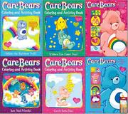 Cover of: Care Bears 6 Piece Activity Book Pack with Crayons | Modern Publishing