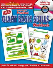 Cover of: Getting Ready for School Giant Basic Skills Workbook with CD Rom (Modern Giant Basic Skills) | Modern Publishing
