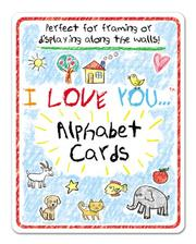 Cover of: I Love You Wall Art Giant Flash Cards (I Love You!) | Modern Publishing