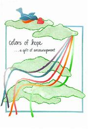 Cover of: Colors of Hope | Kimberly Rinehart