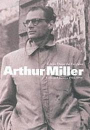 Cover of: Echoes Down the Corridor | Arthur Miller