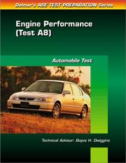 Cover of: ASE Test Prep Series -- (A8) | Delmar Publishers
