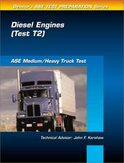 Cover of: ASE Test Prep Series -- Medium/Heavy Duty Truck (T2) | Delmar Publishers