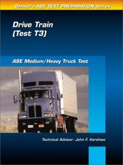 Cover of: ASE Test Prep Series -- Medium/Heavy Duty Truck (T3) | Delmar Publishers