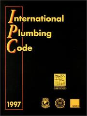 Cover of: 1997 International Plumbing Code | Boca