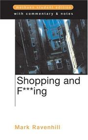 Cover of: Shopping And F***ing by MARK RAVENHILL