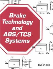 Cover of: Brake Technology and Abs | Society of Automotive Engineers.