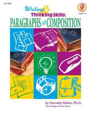 Cover of: Writing & Thinking Skills | Good Apple