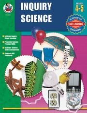 Cover of: Inquiry Science, Grades 4-5 (Inquiry Science) by School Specialty Publishing
