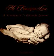 Cover of: My Thoughts With Love | Anne Geddes