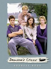 Cover of: Dawson's Creek Address Book | Cedco Publishing