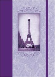 Cover of: Paris Journal | Cedco Publishing