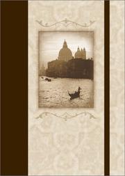 Cover of: Venice Journal | Cedco Publishing
