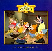 Cover of: Cal 99 Disney Classics | Cedco Publishing