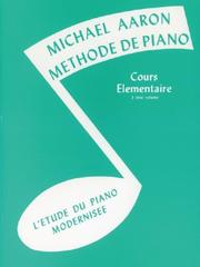 Cover of: Michael Aaron Piano Course / Book 3 (French) | Michael Aaron