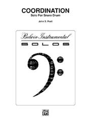 Cover of: Coordination  Solo for Snare Drum | John S. Pratt