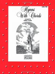 Cover of: Hymns with Chords (David Carr Glover Method for Piano) | Carole Flatau