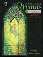 Cover of: 15 Very Easy Hymns / Piano Accompaniment (15 Very Easy) | Christopher Desantis