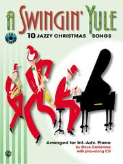 Cover of: A Swingin' Yule | Steve Calderone