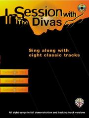 Cover of: In Session with the Divas | Various Artists