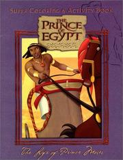 Cover of: The Life of Prince Moses (Prince of Egypt) | Landoll