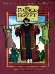 Cover of: The Palace and the Desert (Prince of Egypt) | Landoll
