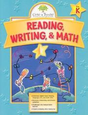 Cover of: Reading, Writing, & Math | Tracy Masonis