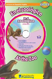 Cover of: En el zoológico / At the Zoo Spanish-English Reader With CD (Dual Language Readers) | Kim Mitzo Thompson