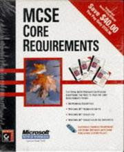 Cover of: MCSE Core Requirements by James Chellis