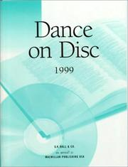 Cover of: Dance on Disc | New York Public Library Dance Collection