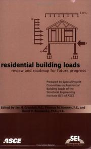 Cover of: Residential Building Loads | Thomas Kenney