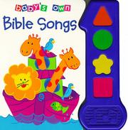 Cover of: Baby's Own Bible Songs | Pauline Bedard